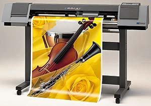 Digitaler Großformatdrucker