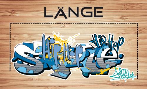 Graffiti wand tattoo aufkleber 03 - Wandsticker graffiti ...