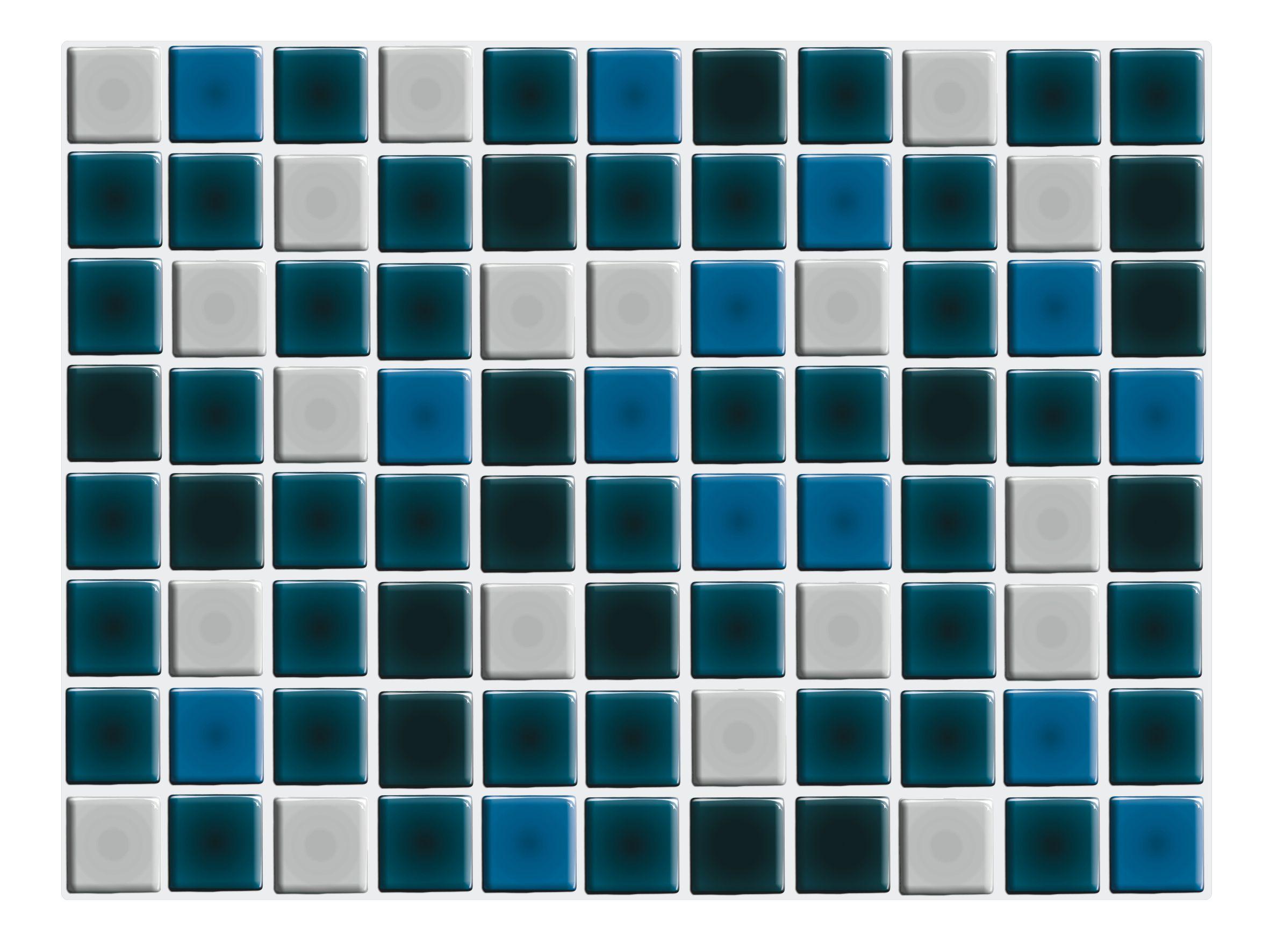 Fliesenaufkleber Klebefliesen Mosaik 28