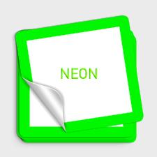 Neon Aufkleber Kaufen