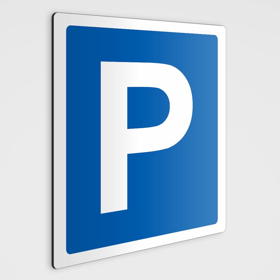 Schilder Parkplätze, Zufahrt, Einfahrt freihalten!