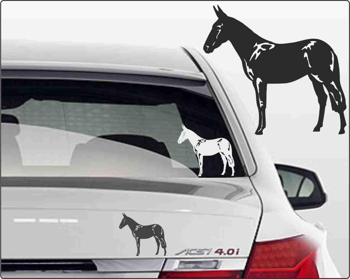 Aufkleber Mit Tollen Pferdemotiven In Jeder Größe