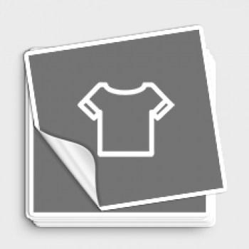 Textilaufkleber Textiletiketten