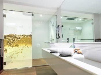 Sichtschutz für Ihre Dusche