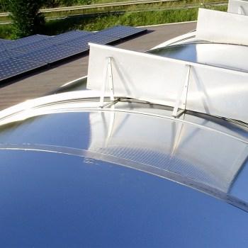 Spiegelfolie für Boote, Caravan, Kunststoff- und Acryl - Plexiglas Fenster