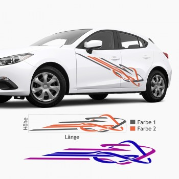 Autofolien - Klebefolien für Carstyling