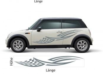 Autoklebefolien, Stylingaufkleber für Autos