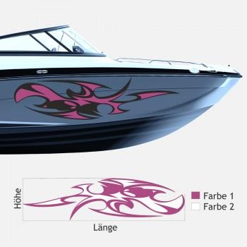 Autoklebefolien auch für Boote und Wohnmobile