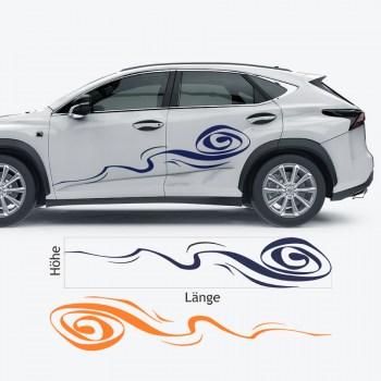 Fahrzeugvinyl aus selbstklebender Farbfolie