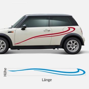 Klebefolien fürs Auto - Optik Tuning für Autos -