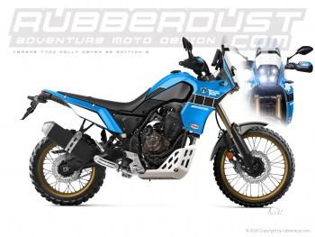 RUBBERDUST - Yamaha T700 Rally Dakar 82 Edition 2