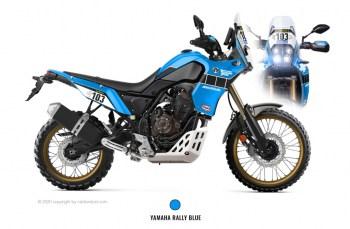 RUBBERDUST - Yamaha T700 Rally Dakar 82 Edition 1