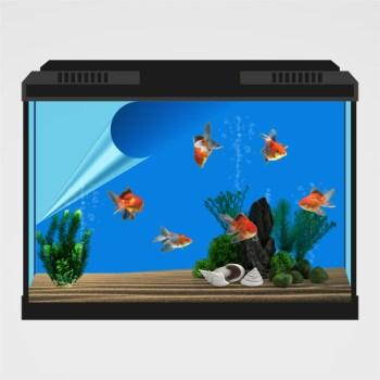 Aquarium Folien selbstklebend