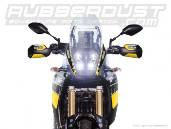 RUBBERDUST - Yamaha Ténéré 700 Spirit Edition - Munsell Yellow