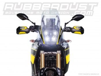 RUBBERDUST - Yamaha Ténéré 700 Spirit Edition - Touratech Yellow