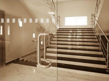 Glastüren Aufkleber Sichtschutz rechteckig