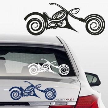 Aufkleber Schopper Bike