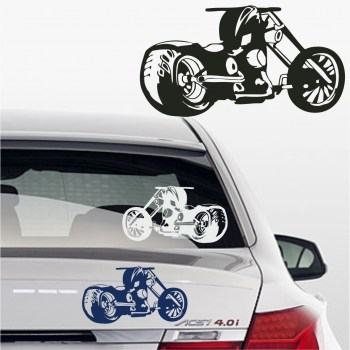 Custom Biker Sticker für Autos