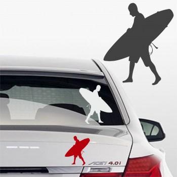 Sticker Surfen