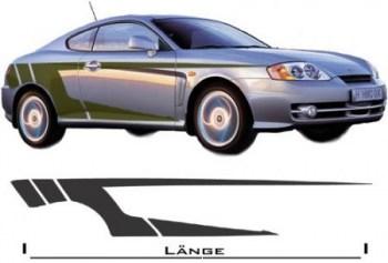 Fahrzeugaufkleber NFS  Modern 1.2 (als Paar geliefert)