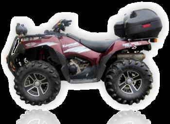 Quad und ATV Dekorsatz