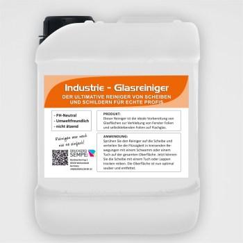 Industrie Glasreiniger 5 Liter Gebinde