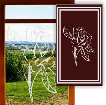 Fensterdekor-Folien