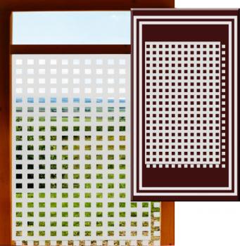 Klebefolie für Fenster und Türen