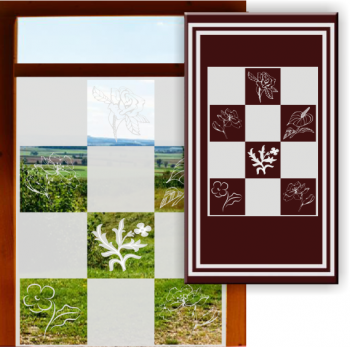 Fensterfolien auf Zuschnitt