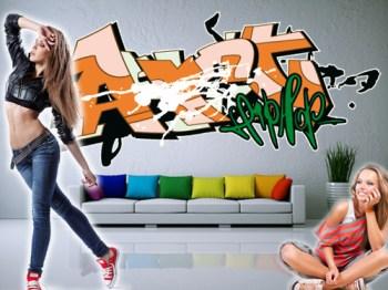 Aufkleber für Wände Wandaufkleber