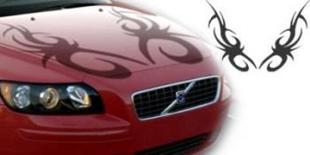 Autoaufkleber NFS E3 als Paar