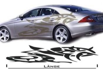 Auto Aufkleber