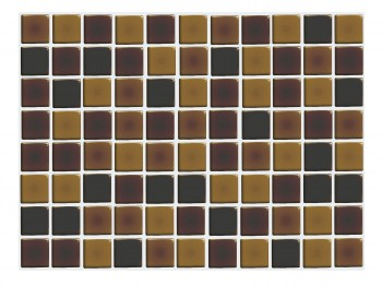 Fliesenaufkleber - Klebefliesen - Mosaik 56
