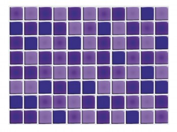 Fliesenaufkleber - Klebefliesen - Mosaik 54