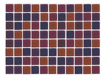Fliesenaufkleber - Klebefliesen - Mosaik 51