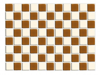 Fliesenaufkleber - Klebefliesen - Mosaik 39