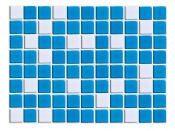 Fliesenaufkleber - Klebefliesen - Mosaik 26
