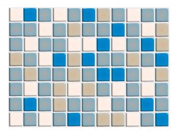 Fliesenaufkleber - Klebefliesen - Mosaik 23