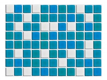 Fliesenaufkleber - Klebefliesen - Mosaik 20