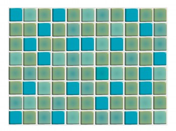 Fliesenaufkleber - Klebefliesen - Mosaik 04
