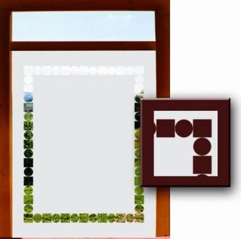 Fensterfolie Küchenfenster selbstklebend