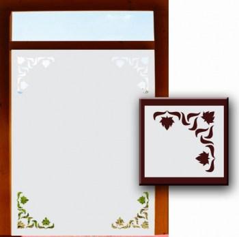Glasdekorfolie Sichtschutzfolie
