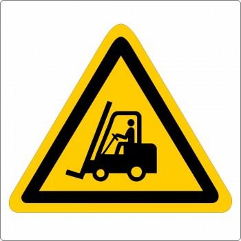 Vorsicht Staplerverkehr Achtung