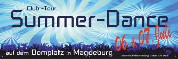 Veranstaltungsbanner Summer Dance Party