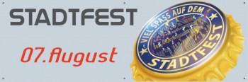 Veranstaltungsbanner Stadtfest