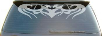 Tribal Sticker Autoscheibenaufkleber Tribal 0111