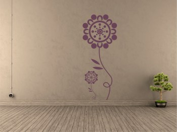 Wanddekoration idee